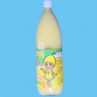 瀬戸内レモン無添加ストレート果汁100%の写真
